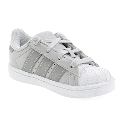 Adidas Superstar Grau