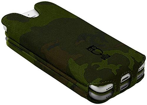 ullu Sleeve for iPhone 8 Plus/ 7 Plus - Army Woodland Green UDUO7PPL77 by ullu (Image #1)