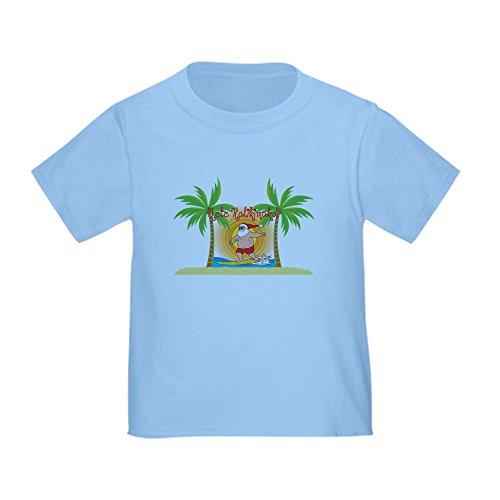 CafePress Mele Kalikimaka Toddler T-Shirt Cute Toddler T-Shirt, 100% Cotton Baby - Kalikimaka Tree Mele Gift
