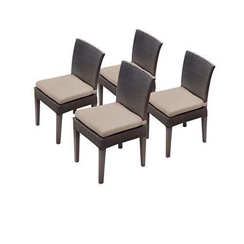 TKC Napa Patio Dining Side Chair (Set of 4) ()