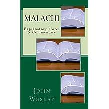 Malachi: Explanatory Notes & Commentary