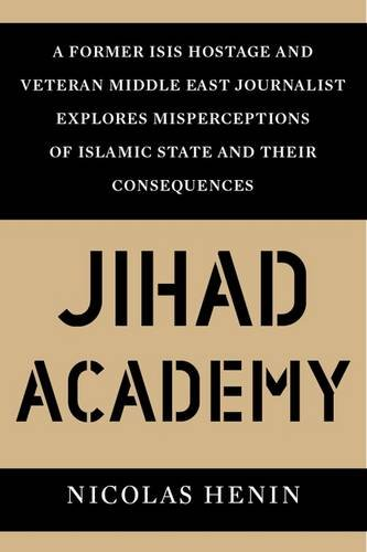 Download Jihad Academy: The Rise of Islamic State pdf