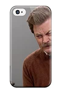 Snap-on Case Designed For Iphone 4/4s- Parks And Recreation