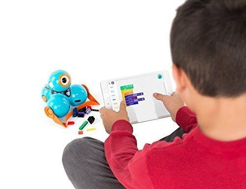 Wonder Workshop – Dot and Dash Robot Wonder Pack for Kids 6+ – Ultimate STEM Learning Bundle – Learn Block-Based Coding – Award-Winning Digital Learning – Hours of Challenges by Wonder Workshop (Image #3)