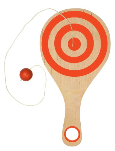 Bounce Back Paddle Ball