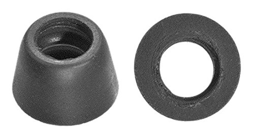 Danco 36668 Cone Slip Joint Washer (1 per Bag), Black, 21/32'' by Danco