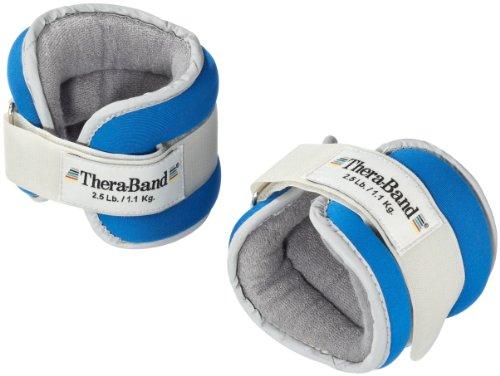 Thera-Band® Gewichtsmanschetten (Paar), blau, je 1130 g