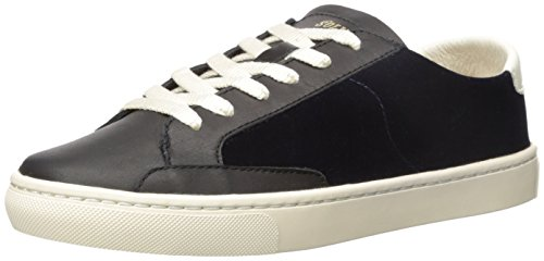 up Lace Ibiza Women's Soludos Sneaker Navy Classic Black zqf1nw