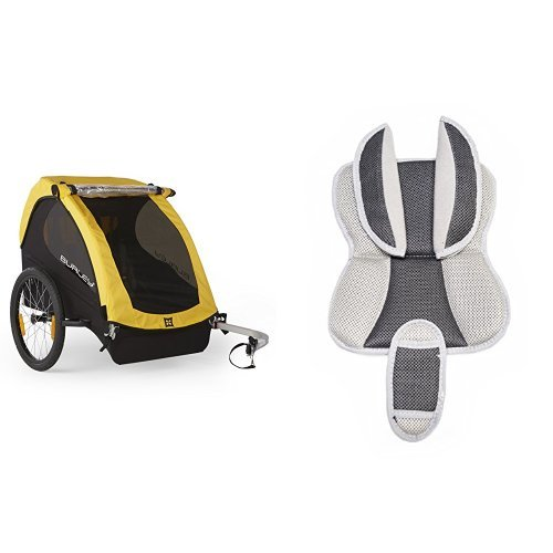 BURLEY BEE WITH DELUXE SEAT PADS