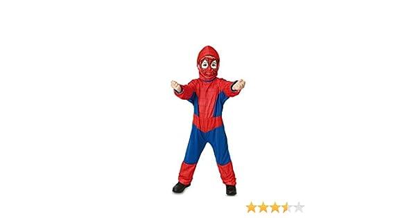 Fyasa 706075-T00 - Disfraz de héroe araña para niños de 2 a 3 años ...