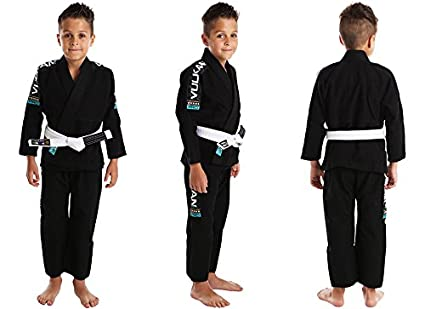 8b1877de04de8 Vulkan Pro Light Jiu-Jitsu Gi Adult   Kids Sizes+ Free Submission and  Position Videos