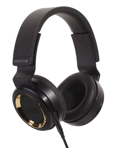 Munitio PRO40 High-Performance Headphones