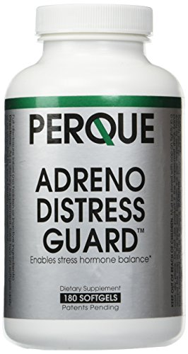 Perque – Adreno Distress Guard 180 gels [Health and Beauty] Review