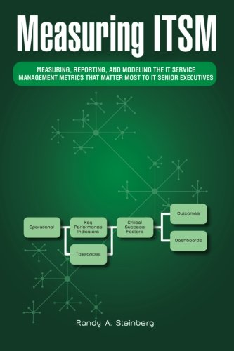 Measuring ITSM: Measuring, Reporting, and Modeling the IT Service Management Metrics that Matter Most to IT Senior Executives by Trafford