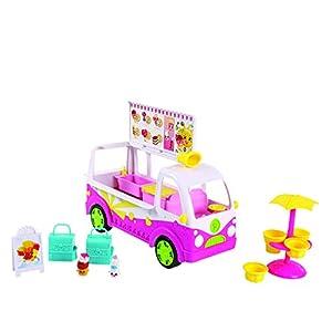 Giochi Preziosi Shopkins Playset Scoops Ice Cream Truck Camioncino