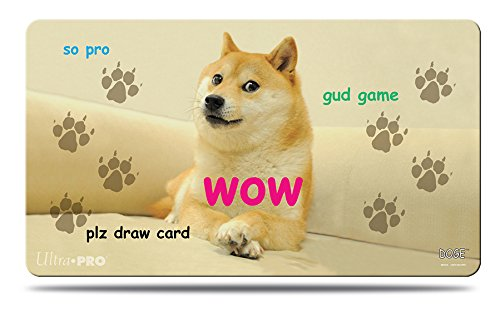 Officially Licensed Doge ''Wow'' Playmat
