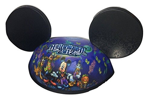 Walt Disney World Halloween 2012 Mickey Mouse Ears Hat]()