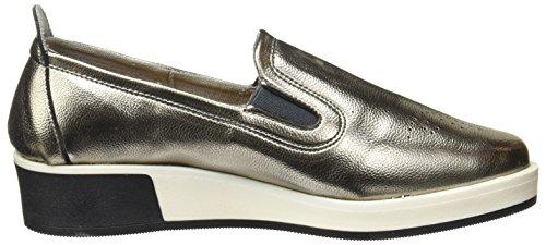Inox de Mujer Oxford para I Zapatos Spinnaker INV03 Cordones qCZwpw68