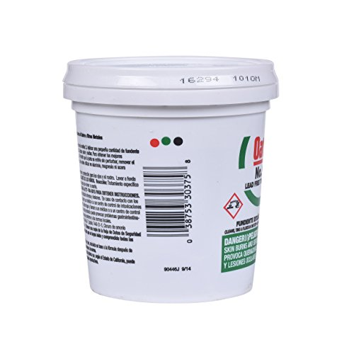 Oatey 30375 No. 95 Tinning Flux, Lead Free 16-Ounce - Power Soldering Accessories - Amazon.com