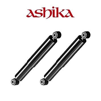 Coppia ammortizzatori posteriori ASHIKA 2 pezzi