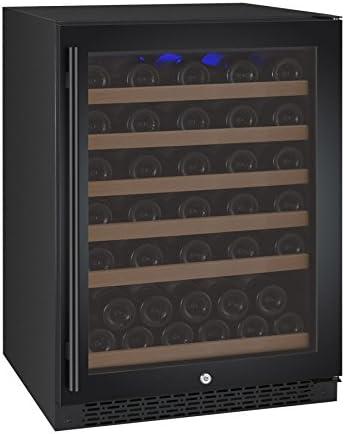 Allavino VSWR56-1BWRN 56 Bottle Single Zone Wine Refrigerator