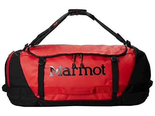 [マーモット] Marmot レディース Long Hauler Duffel Bag - Large ダッフルバッグ Team Red/Black [並行輸入品] B01N2QJNIG Team Red/Black