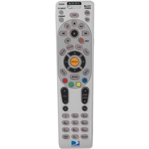 DirecTV RC66RBX RF Universal - Rc64 Tv Remote Direct