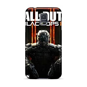 PhilHolmes Samsung Galaxy S5 Shockproof Cell-phone Hard Covers Provide Private Custom Beautiful Inside Out Image [pGK8093zmIc]