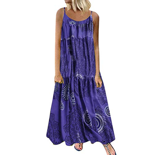 aihihe Border Print Patio Dress (Blog Patio)