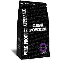 Pure Product Australia Gamma Amino Butyric Acid Powder (GABA) (200G)