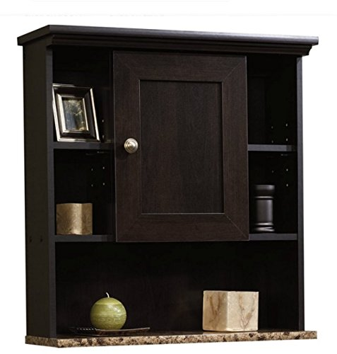Bathroom Wall cabinet Manufactured wood Tradicional Antique Mounted Cabinets Built In With Doors Storage Bath Cinnamon Dark Cherry Shelf Elegant Home Medicine First Aid Eco-Friendly Manufacture USA by Duarni`s Products (Image #3)