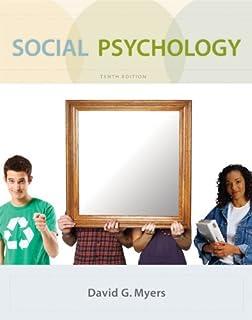 Amazon Com Social Psychology 9780078035296 David Myers Books