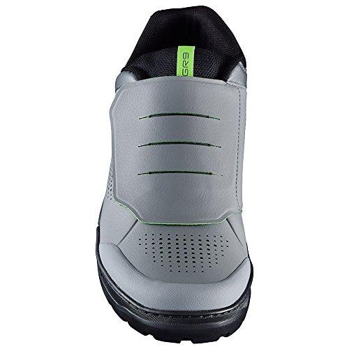 Gray Bike Mountain GR9 Green Shoe SH Shimano fqTUw0x