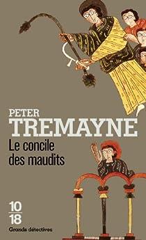 Le concile des maudits par Tremayne