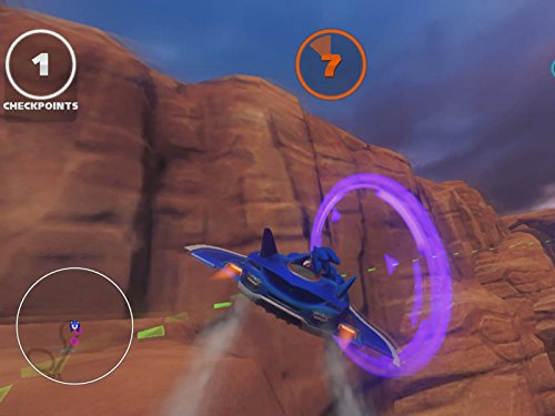 Games Wheels Hot - Clip: Sonic The Hedgehog VS. Knuckles