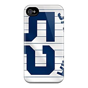 Premium New York Yankees Heavy-duty Protection Case For Iphone 4/4s