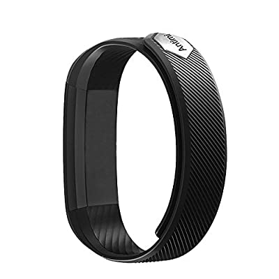 Antimi Fitness Tracker, SmartWatch with Sleep Monitor Bluetooth Smart watch Wristband Bracelet Sport Pedometer Activity Tracker with Alarm Calorie Counter Tracker (Black)