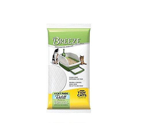 Tidy Cat BREEZE Cat Refill Pads 16.9'' x 11.4'' - (4 packs - 4ct)