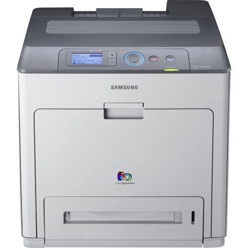 Samsung Clp-775Nd Laser Printer - Color - 9600 X 600 Dpi Print - Plain Paper Print - Desktop - 35 Ppm Mono / 35 Ppm Color Print - 600 Sheets Input - Automatic Duplex Print - Lcd - Gigabit Ethernet - Usb