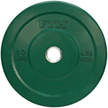 VTX Colored Bumper / Training Plate Weight: 10 lbs