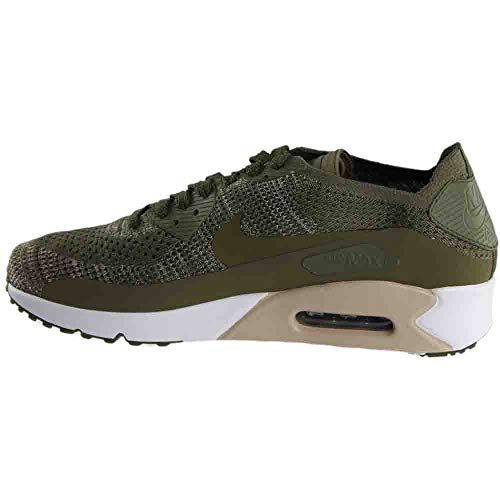 promo code e94f6 2db2a Nike Mens Air Max 90 Ultra 2.0 Flyknit Low Top Lace Up - Import It All