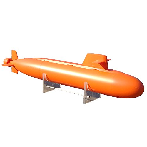ARKMODEL Red Shark RC Submarine Kit 1/72 Nuclear Dynamic Diving Plastic RC Model