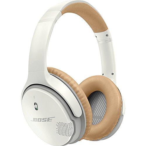 Bose SoundLink Around-ear Wireless Headphones II (White) - Headphone Two Pack