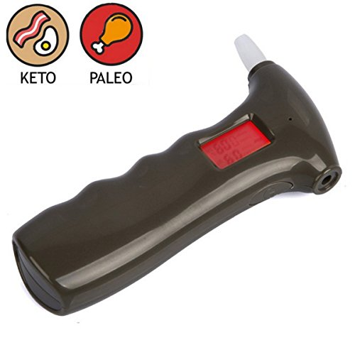 Ketone Breath Analyzer Meter