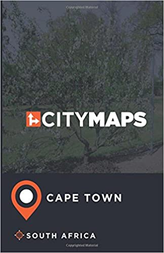 Book City Maps Cape Town South Africa