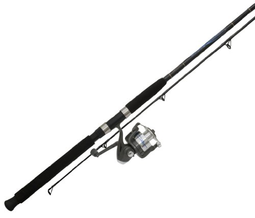 Quantum Fishing Bluerunner Blr70F/102Mh Spin Fishing Rod and Reel Combo