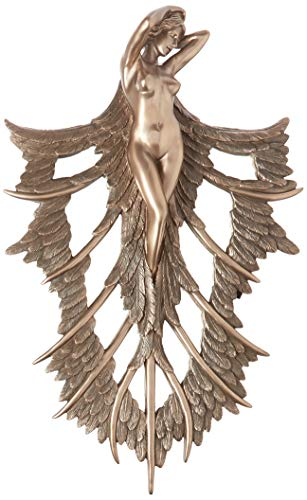 Design Toscano Angelic Wings of Nature Wall ()