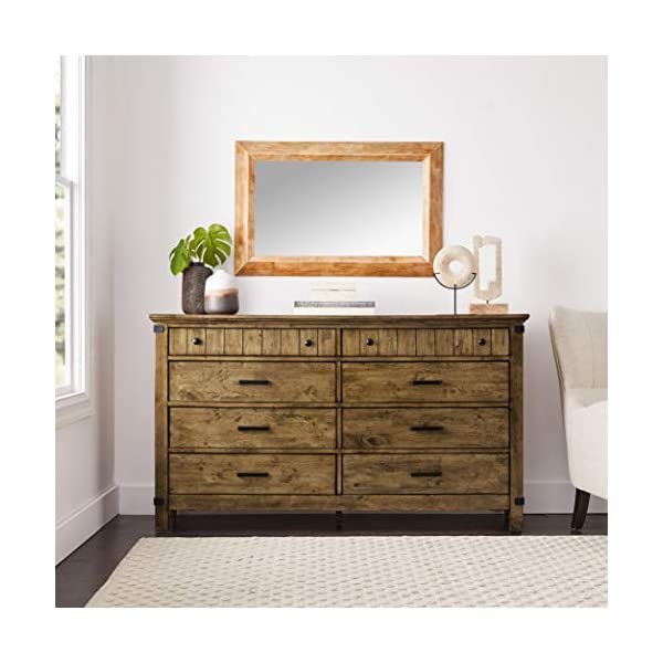 Coaster Home Furnishings Dresser, Rustic Honey