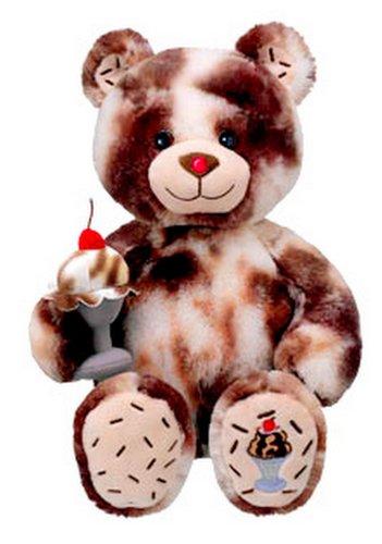 build-a-bear-workshop-hot-fudge-sundae-plush-bear