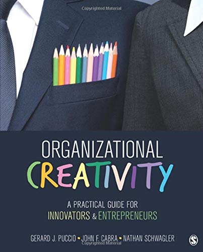 Organizational Creativity: A Practical Guide for Innovators & Entrepreneurs (Creativity Inc Paperback)